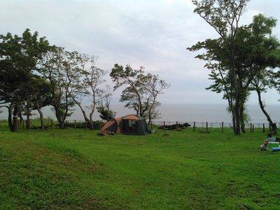 【AT(^_^)/~】athokkaidoの北海道キャンプ:15/08/01 神恵内青少年旅行村 ...