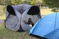 秋の蒜山高原キャンプ場 レポ2