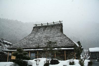 Taka's web site:かやぶき屋根の里
