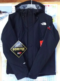 the north face mens gore tex xcr 3 in 1 red jacket zk 22 e25caad19