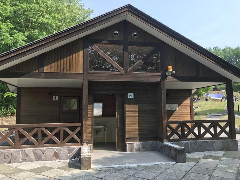 ファミリーキャンプを楽しみたい!in北海道