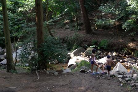 大阪府 能勢温泉キャンプ場 の写真g22204