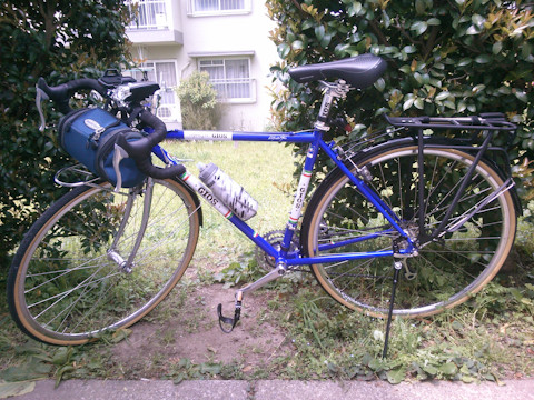 自転車の gios 自転車 値段 : ヲレとベスパとフェンウィック ...