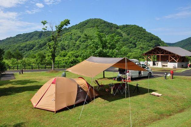 うっちーのキャンプ日記