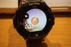 【PRO TREK smart】アクティビティーアプリでサイクリングの記録
