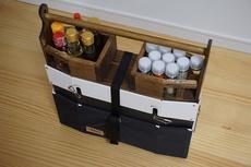 【キャンプ道具DIY】PRIMUS onja spice container(調味料入れ)を作ってみた。
