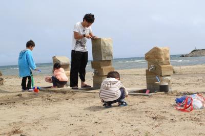 2013 玉松海水浴場
