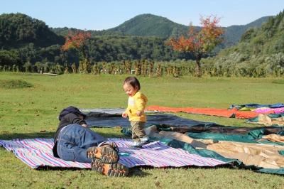 2013 宇樽部キャンプ場