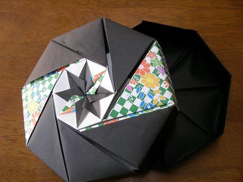 ハート 折り紙 箱の折り方 折り紙 : matome.naver.jp