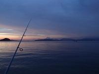 久々の釣行