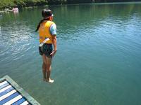 四尾連湖 カヤックキャンプ 2