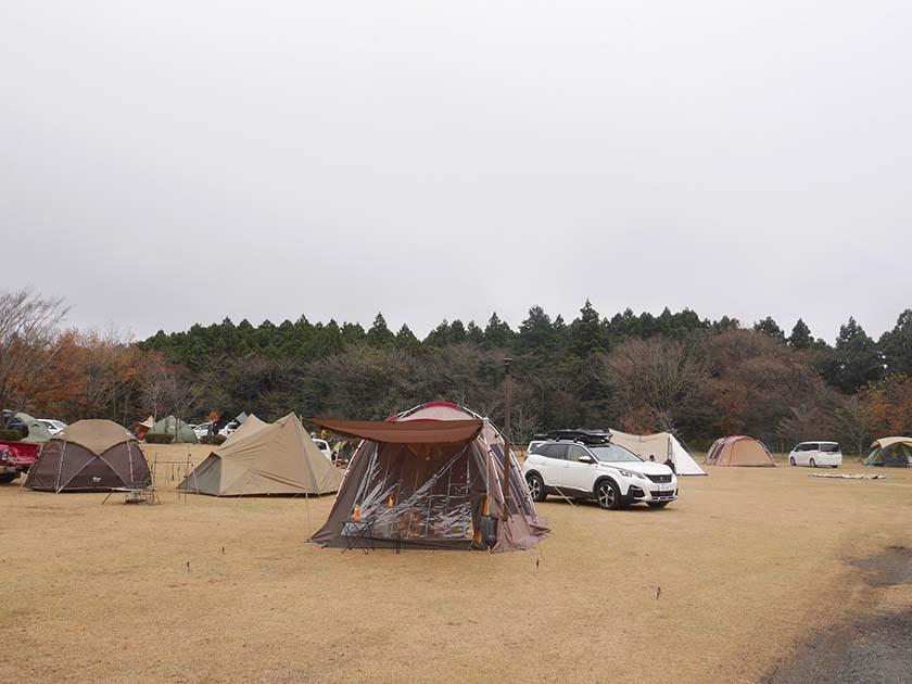 天気 場 やまぼうし キャンプ オート